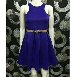 Purple Dress Scuba