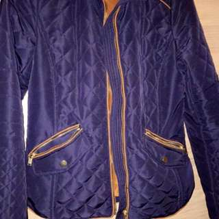 H&M Navy Blue Jacket