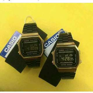 Casio Watch (For Couple)