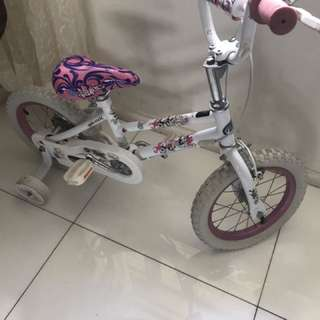 Girls' Bicycle Age 4-7