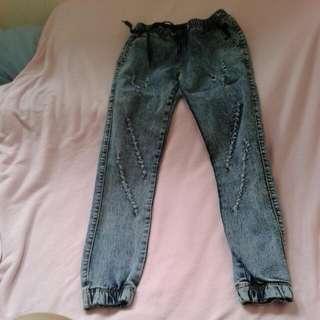 teens jogger jeans