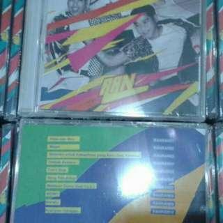 CD RAN - HIJAU DAN BIRU (2017)