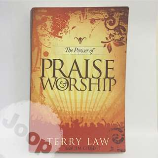 Buku The Power of Praise & Worship