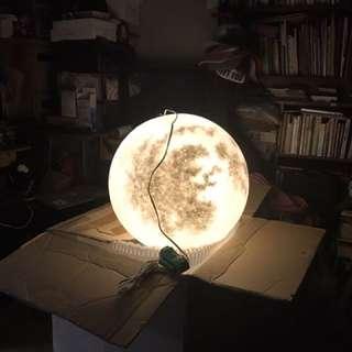 [出租]LUNA50cm 月亮燈 攝影道具