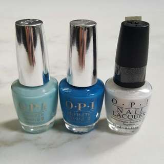 OPI Nail Polish 1 For IDR 120 (3 For IDR 300)