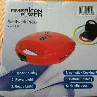 Sandwich Press