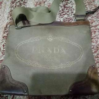 Authentic Prada Sling Bag - Preloved