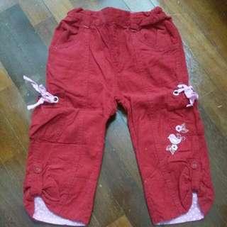 Sun Baby Girl Denim Pants