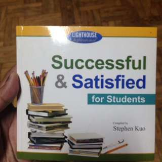 Successful and satisfied Handbook