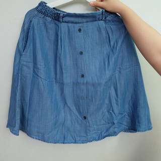 Rok Jeans Zara
