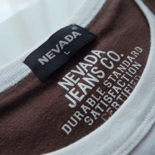 NEVADA BROWN T-shirt