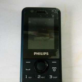 Philips E103 Basic Phone