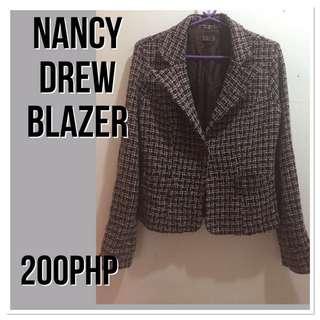 Nancy Drew Blazer