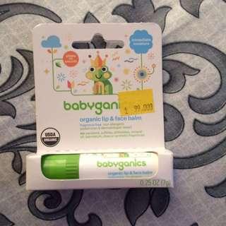 Babybanics Lip & Face Balm