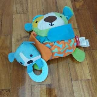 2 Pcs Stroller Toys