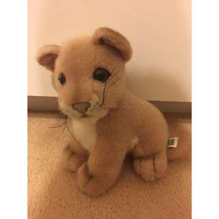 Lion Toy From Melbourne Zoo