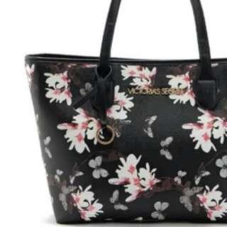 Preloved Victoria Secret Floral Bag