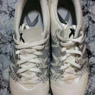 Adidas Soccer Boots & Puma Shin guard