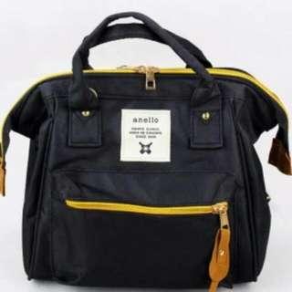 Anello Bag Black