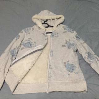 Abercrombie and Fitch Zip up Jacket
