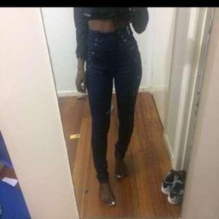 Jaya Jays High Waist Jeans