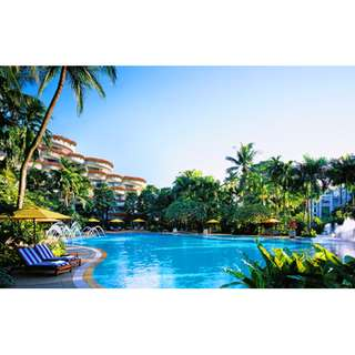 Shangri La Hotel Singapore Weekend Staycation Deals