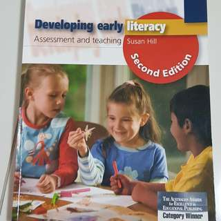 Developing Early Literacy Susan Hill