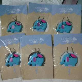 Cute Character Key Cover 40php Each
