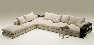 Super Sturdy Oversized Sectional Bayne Sofa as Low as P42k
