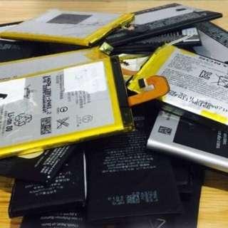 手機維修換電池