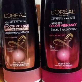 Imported (US) Shampoo and Conditioner
