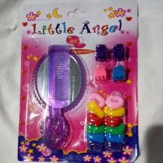 Kid's Hair Accessories Set