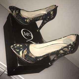 Alexander McQueen High High Heels
