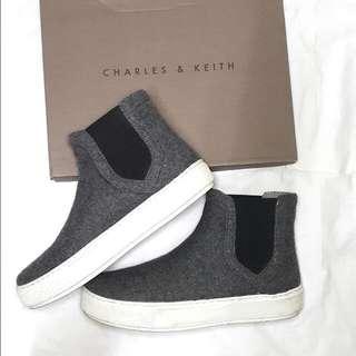 Charles Keith Slip Ons
