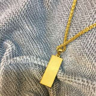 Gold Supreme Necklace