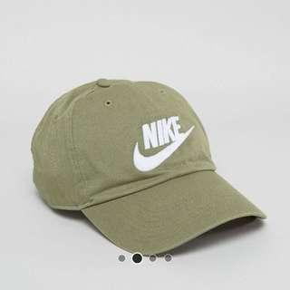 Nike Cap 抹茶綠