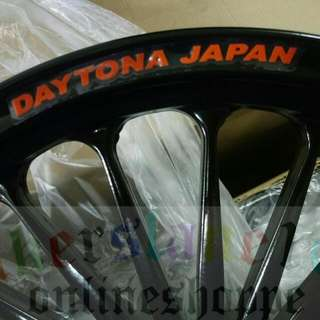 Daytona Japan Wheel 20 Spokes
