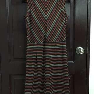 Paper Dolls Striped Dress