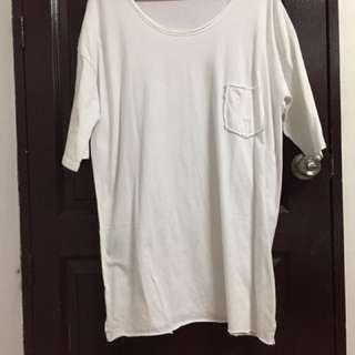 107 Style Korean Loose Dress Shirt