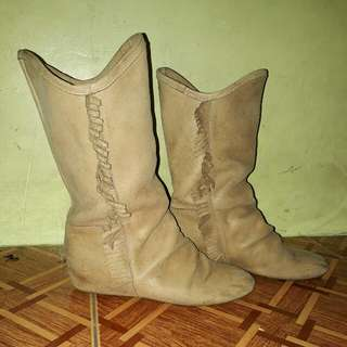 Apex-t Leather Boots