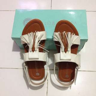 Lollo & Brigida Brown Sandals