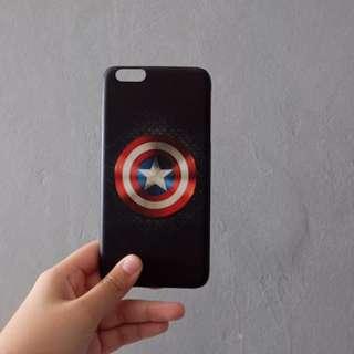 Case Captain America 6plus