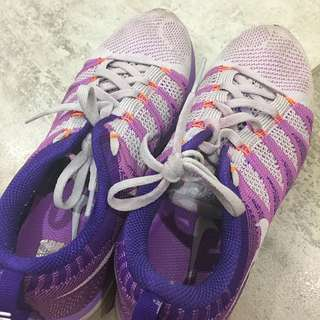 Purple Nike Sport