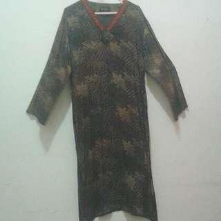 Atasan Muslim Batik