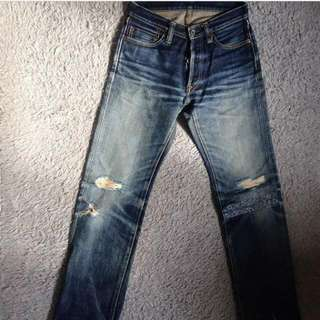 Iron Heart Denim 634s