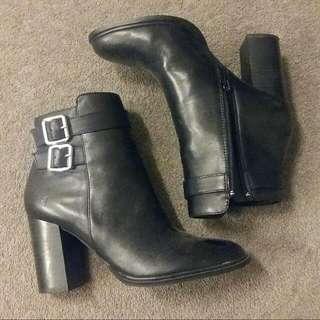 Windsorsmith Black Boots