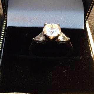 Fake Engagement Ring
