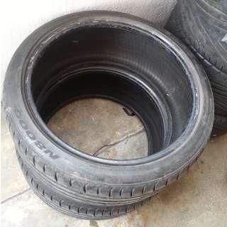 Tayar Nexen N8000 255/35/20 Tyre