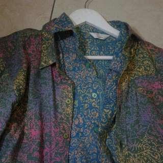 Batik Serat Nanas - XL