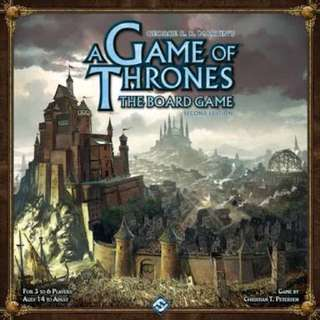 Game Of Thrones (boardgame)